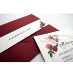 Ρομαντική Πρόσκληση Γάμου με Λουλούδια
